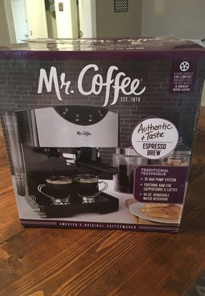 Coffee and cappuccino maker brand NEW! for Sale in New Kensington, PA