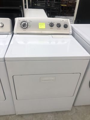 Whirlpool front load electric dryer in perfect condition for Sale in Laurel, MD