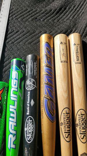 Baseball Softball T Ball Bat Set for Sale in Valley Stream, NY