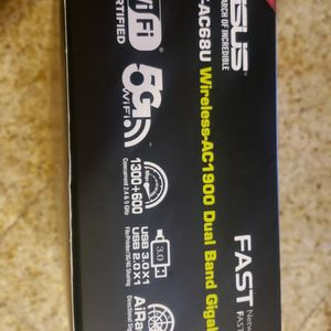 ASUS Duel Band Gigabit Router AC1900 for Sale in Citrus Heights, CA