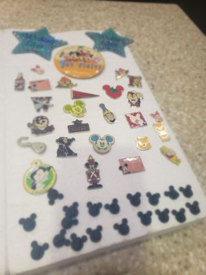 Disney pins and ornaments for Sale in Tampa, FL