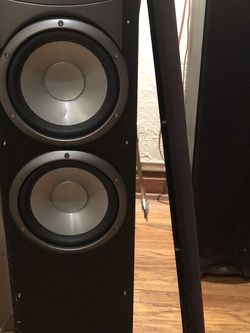 Klipsch Speakers F3 Floor Stand Pair for Sale in Oak Park,  IL