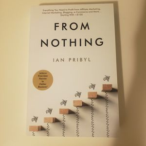 From Nothing By Ian Pribyl for Sale in Las Vegas, NV