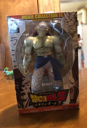 Dbz Bojack movie collection action figure for Sale in North Chicago, IL