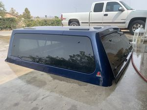 Ford F-150 camper shell for Sale in Apple Valley, CA