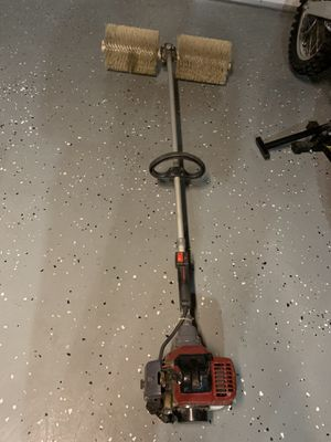 Power broom sand for Sale in Pleasant Hill, CA