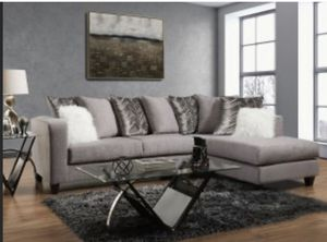 Furniture sectional El Rio furniture finance available down payment $39 1456 belt line rd suite 121 Garland tx 75044 Open from 9:30-8:30 for Sale in Richardson, TX