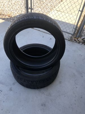 "20"" TIRES for Sale in Adelanto, CA"