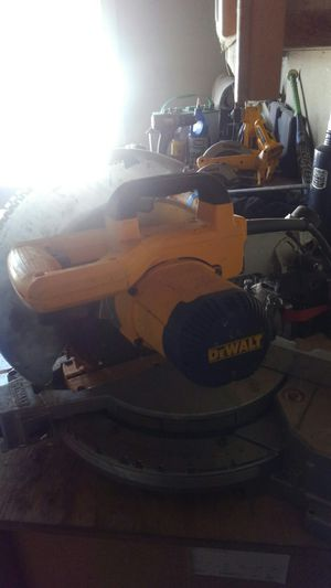 DeWalt table saw for Sale in Acampo, CA