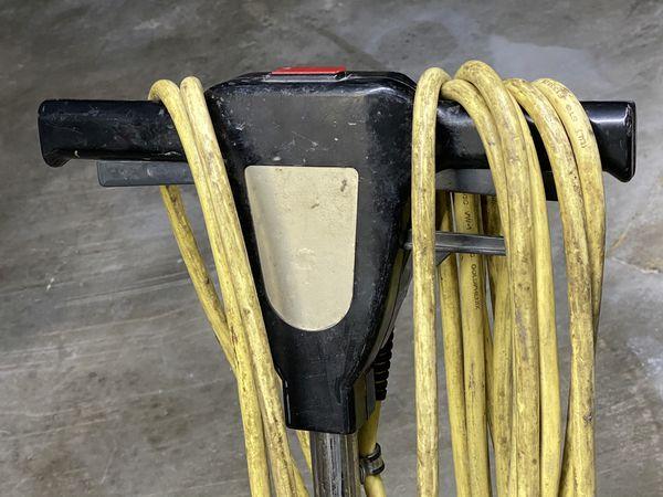 Power Buff floor stripper scrubber only $150