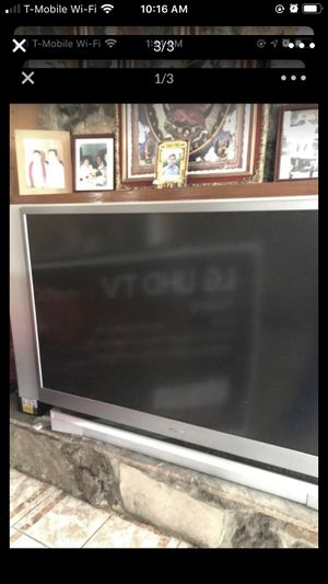 60 inch tv for Sale in East Los Angeles, CA