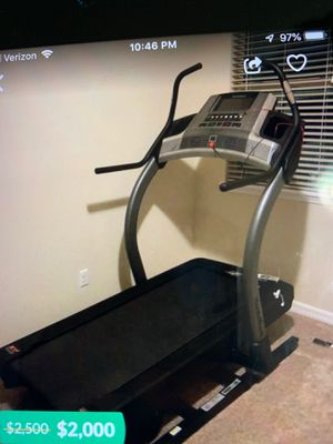 NordicTrack x11i IFit Android Treadmill incline Trainer for Sale in Orlando, FL
