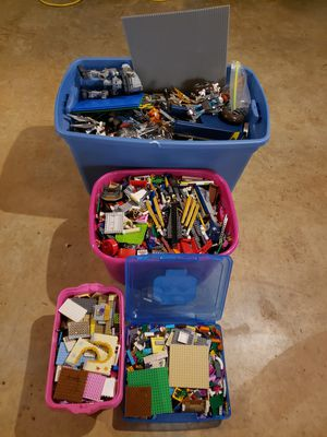 Assorted Legos Boys & Girls for Sale in Cumberland, VA