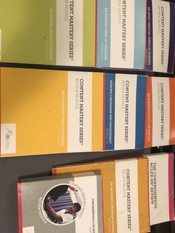 ATI RN NURSING BOOKS for Sale in Gardner,  MA