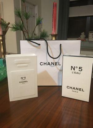 CHANEL NO. 5 L'EAU Perfume for Sale in Miami, FL