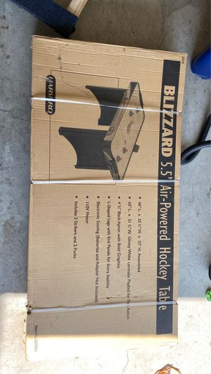 Air Powered Hockey Table for Sale in Vallejo, CA