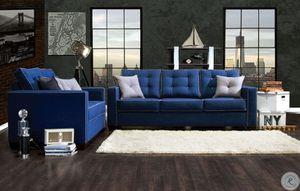 Sofa and Loveseat - Sala de 2pc @Elegant Furniture for Sale in Fresno, CA