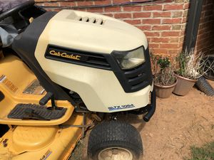 "Cub Cadet Riding Lawn Mower SLTX 1054 with 54 "" Blade for Sale in Cumming, GA"
