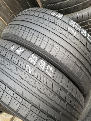 235/60-17 #2 tires for Sale in Alexandria, VA