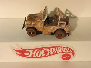 "Auto World ""Dukes of Hazzard"" Daisy's Jeep (Muddy) for Sale for sale  Mesa, AZ"