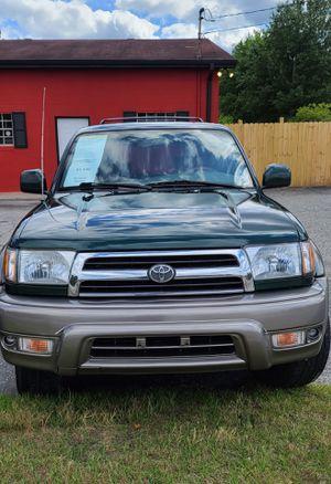 2000 Toyota 4Runner 155k miles Original for Sale in Auburn, GA