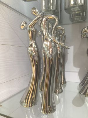 Beautiful sculpture furniture silver for Sale in Miramar, FL