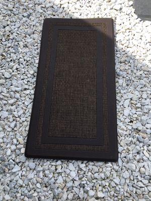 Dark Brown Fatigue Mat for Sale in Seattle, WA