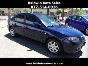 2008 Mazda MAZDA3 for Sale in Escondido, CA