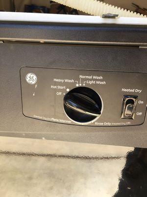 GE Dishwasher black for Sale in Reedley, CA