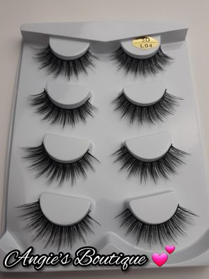 Eyelashes Style #L04 for Sale in Palmdale, CA