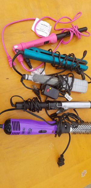 Straightener Curlers Hair Drier for Sale in San Bernardino, CA