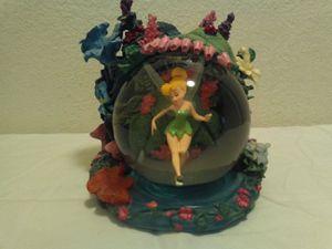 Tinkerbell snow globe for Sale in Clovis, CA
