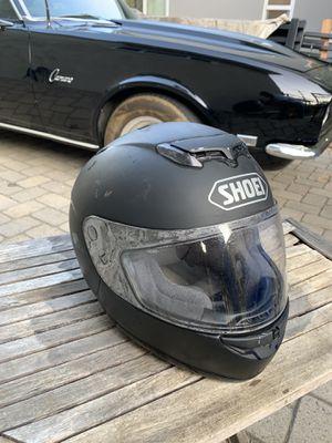 SHOEI Motorcycle helmet ( M ) for Sale in Glendale, CA
