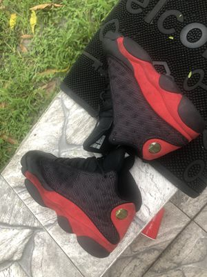 Bred 13s Jordan's shoes SIZE 9 (MAKE OFFER) I'll negotiate price for Sale in Pompano Beach, FL