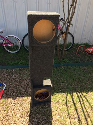 """05 f150 speaker 10"""" box for Sale in Irving, TX"""