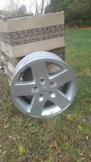 Jeep Rubicon wheels for Sale in Boyds, MD