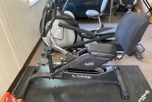 Dual Motion Nordic Rider Exercise Machine for Sale in Tulare, CA