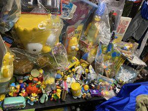 Simpson toys. Homer Bart marge Lisa for Sale in Englishtown, NJ