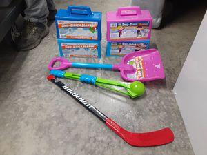 Snow fun & Hockey Stick for Sale in Columbia, TN