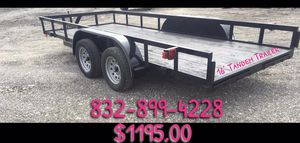 Trailers For Sale ⭐️ 16' Tandem Utility Trailer for Sale in Houston, TX