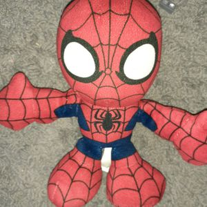 Spiderman Plushie for Sale in Greenwood, IN
