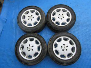 "16"" Mercedes E SL class rims tires wheels #6307 for Sale in Hallandale Beach, FL"