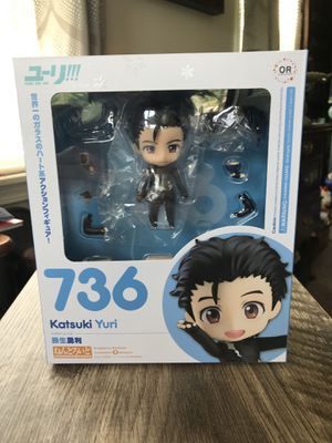 Yuri Katsuki - Nendroid # 736 / Yuri!!! on ICE for Sale in Clarksville, IN