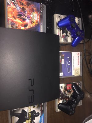 PS3 console for Sale in Pasco, WA
