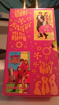 Austin Powers VHS tape box set for Sale in Tracy,  CA