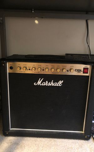 Marshall DSL15C Electric Guitar Amplifier for Sale in Lynnwood, WA