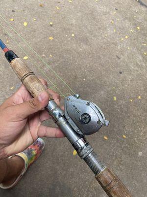 Daiwa Hi-Speed fishing rod for Sale in Houston, TX