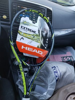 A brand new head tennis racket for Sale in National City, CA
