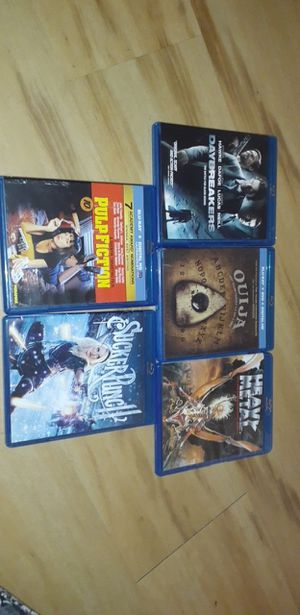 Bluray movies for Sale in Groesbeck, OH