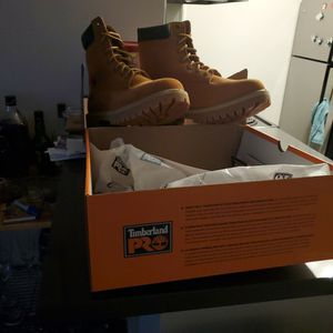 Timbaland Pro Steel Toe Boot for Sale in Paramount, CA